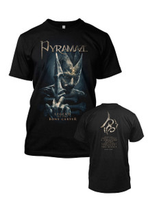 Pyramaze - Legend of the Bone Carver T-Shirt