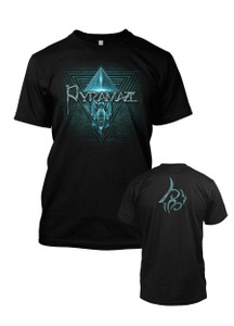 Pyramaze - Pyramid T-Shirt