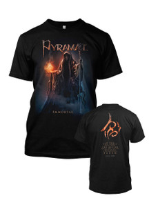 Pyramaze - Immortal T-Shirt