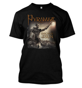 Pyramaze - Disciples of the Sun T-Shirt