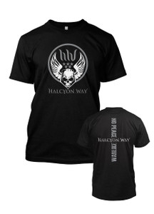 Halcyon Way - Militant Skull T-Shirt