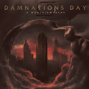 Damnations Day - A World Awakens CD