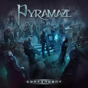 Pyramaze - Contingent CD (PRE-ORDER)