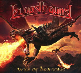Bloodbound  - War of Dragons CD