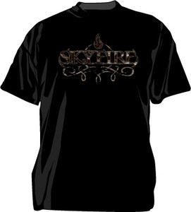 Skyfire Stressed T-Shirt
