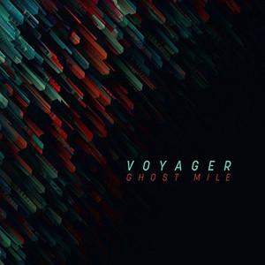 Voyager - Ghost Mile CD
