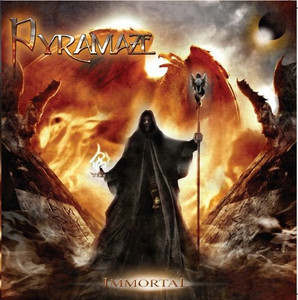 Pyramaze - Immortal CD