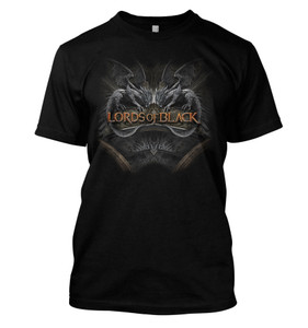 Lords of Black - Lords of Black I T-Shirt (Pre-Order)