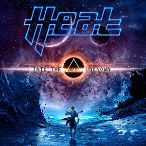 H.E.A.T - Into The Great Unknown CD (Pre-Order)