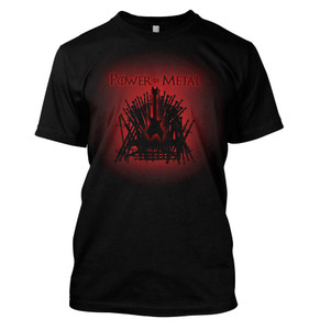 Power of Metal - T-Shirt