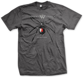 Seventh Wonder The Great Escape T-Shirt
