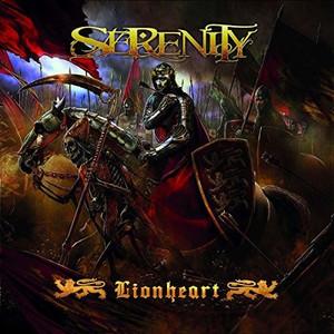 Serenity - Lionheart CD