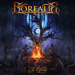 Borealis - The Offering CD Digipak