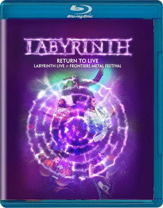 Labyrinth - Return To Live - Blu-Ray