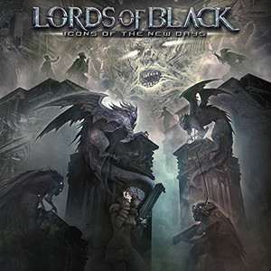 Lords Of Black - Icons Of The New Days - 2CD Deluxe