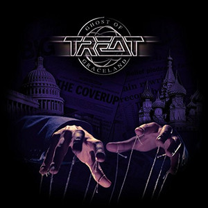 Treat - Ghost Of Graceland - CD