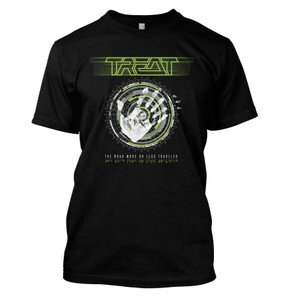 Treat - Road More or Less Traveled - T-Shirt