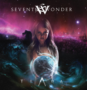 Seventh Wonder - Tiara - CD