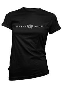 Seventh Wonder - Logo - Girls T-Shirt