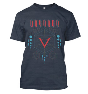 Voyager - Geometric T-Shirt