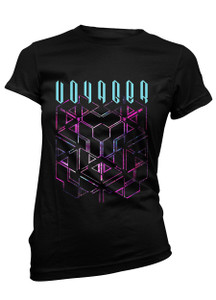 Voyager - Galactic  Ladies T-Shirt