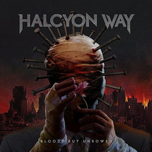 Halcyon Way - Bloody But Unbowed CD