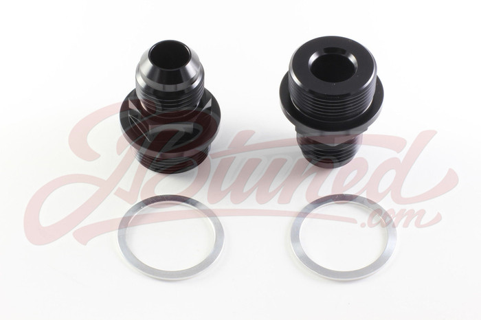 JBtuned Honda Block Port Fittings - Honda B-Series