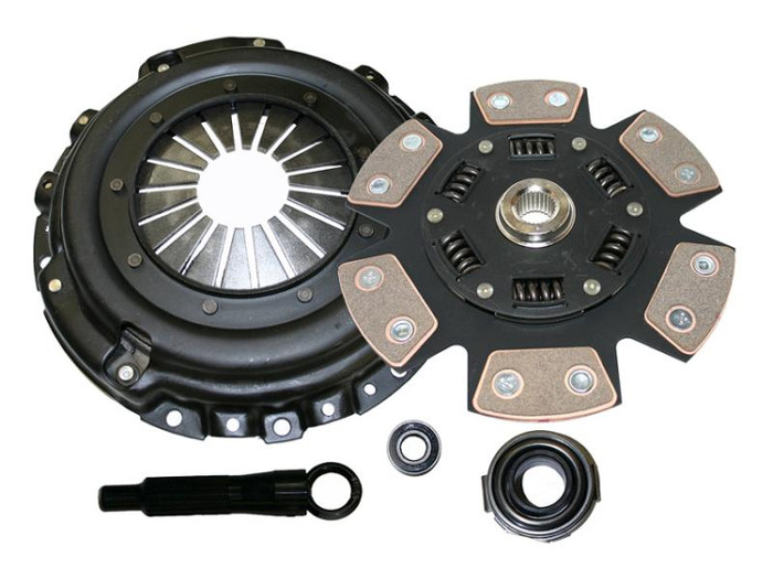 Competition Clutch Stage 4 Sprung Clutch Kit - Honda D-Series