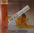 New Trolls - Atomic Systems    Japanese mini lp SHM-CD