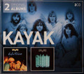Kayak - Eyewitness + Merlin 2 cds  remastered