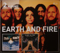 Earth & Fire - To the World of The Future + Gate to Infinity 2 cds  remastered