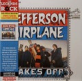 Jefferson Airplane - Takes Off remastered 96 kHz 24 bit mini lp