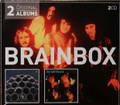 Brainbox - same + Parts 2 cds  remastered