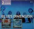 Blues Dimension - same + B.D. is Dead, Long Live B.D.  2 cds  remastered