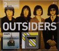 Outsiders - same + CQ 2 cds  remastered