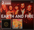 Earth & Fire - Songs of the Marching Children + Atlantis 2 cds  remastered