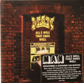 Man - All's Well That Ends Well  (3 cds includes entire 1976 Roundhouse concert) remastered