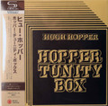 Hugh Hopper - Hopper Tunity Box  Japanese SHM-CD mini lp