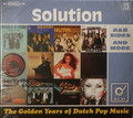 Solution - The Golden Years of Pop Music 2 cds  remastered  A&B sides and more