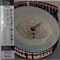 Atomic Rooster - Nice 'N' Greasy  Japanese mini lp SHM-CD