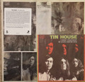 Tin House -same  lp + EP  reissue