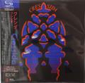 Cressida - same  Japanese mini lp SHM-CD