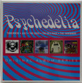 Various Artists UK psychdelia - Original Album Series with Tomorrow, July, Gods, Idle Race and the Yardbirds Little Games 5 cds