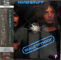 Hard Stuff - Bulletproof  Japanese mini lp SHM-CD
