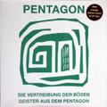 Pentagon - Die Vertreibung Der Bosen lp reissue  with 8 page insert