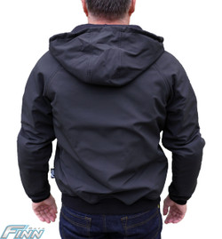 Double Lined Hood - Doesn't move around whilst riding (Hidden Zipper)