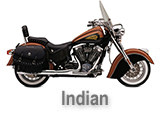 Indian Easy Saddlebag Bracket