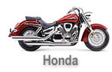 Honda quick release saddle bag bracket