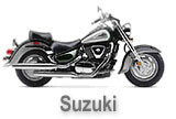 Suzuki - Quick Detachable Saddlebag Brackets