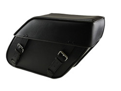 110 - Tek Leather Saddlebags